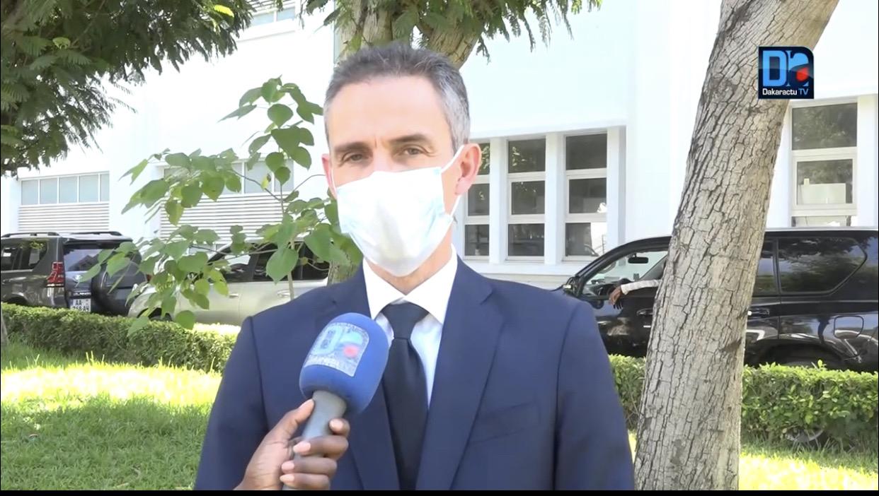 Émigration clandestine : L'ambassadeur de  France met le Sénégal devant ses responsabilités