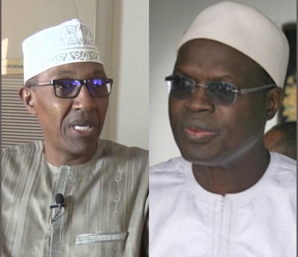 Front de l'opposition : Après Ousmane Sonko, Khalifa Sall a rencontré Abdoul Mbaye.