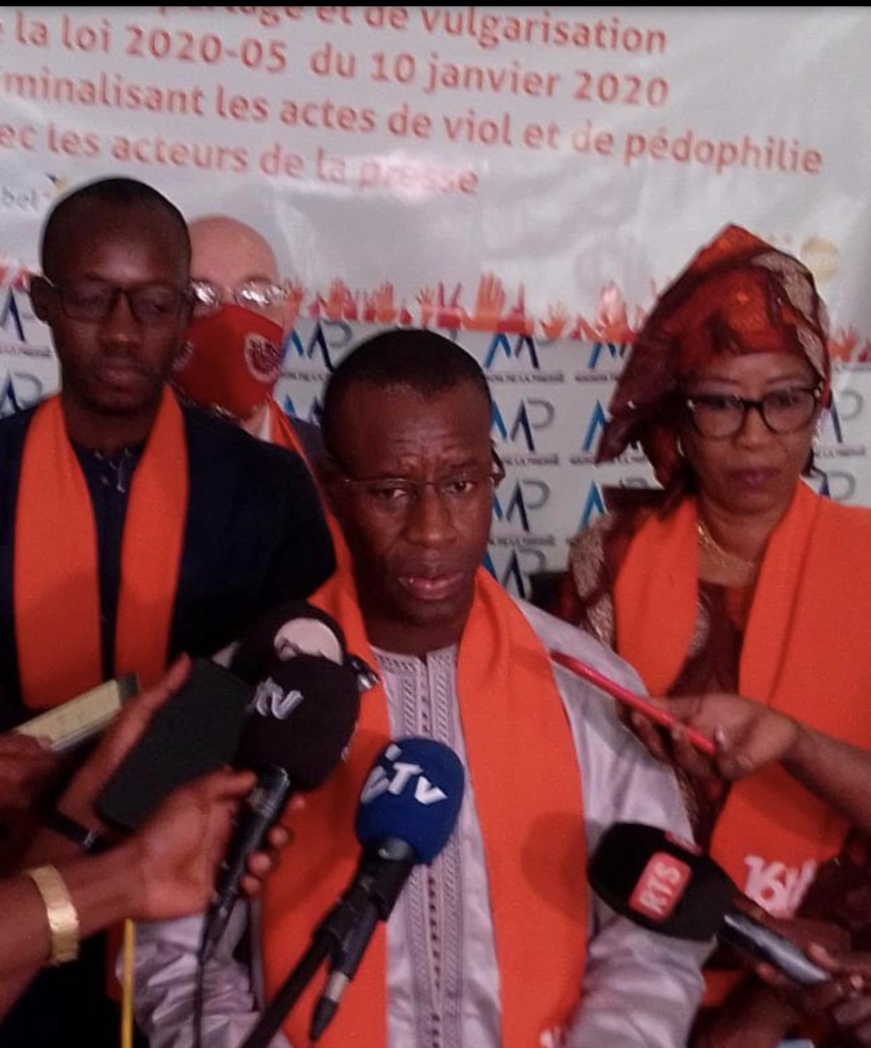 Santé : La construction prochaine d'un Centre national de prise en charge des victimes de violence en gestation.