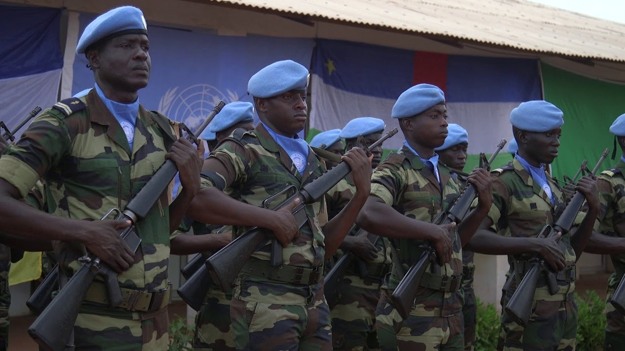 Paix et stabilité régionale : 270 casques bleus sénégalais prêts à être déployés dans le cadre de la MINUSMA en janvier.