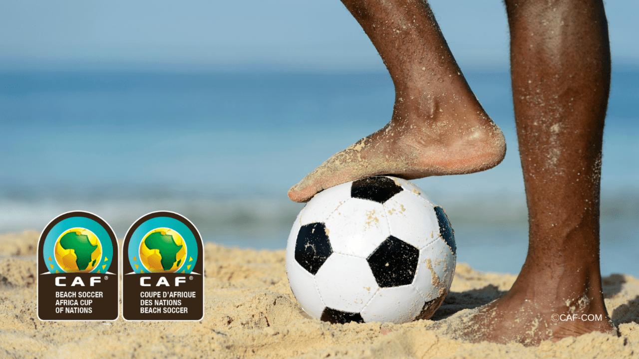 CAN Beach Soccer Sénégal 2021 : Les inscriptions officiellement lancées par la CAF.
