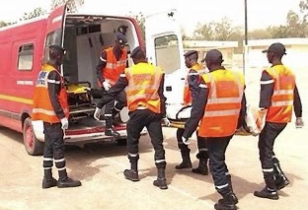 Accident à Gandiaye : Un camion percute une calèche et tue une fillette.
