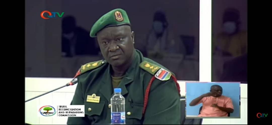 Coup d'État manqué en Gambie en 2006 : Les graves révélations du Lieutenant-colonel Pierre John Mendy sur la mort de Almamo Manneh, commandant du bataillon de la Garde d'État de Yahya Jammeh et de son arrestation.