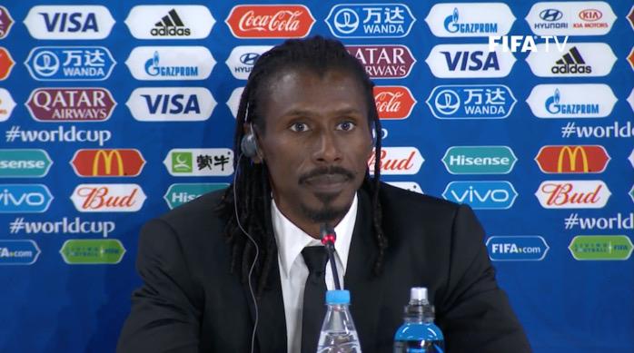 Trophée Orange football club : Aliou Cissé, parmi les nominés.