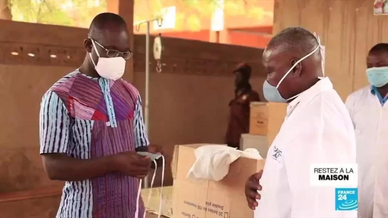Covid-19 au Burkina : Un nouveau record avec 221 cas communaires à la date du 17 décembre 2020.