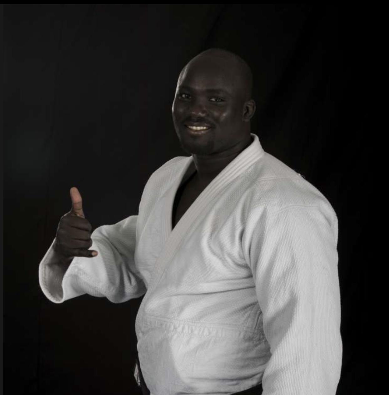 Judo : Mbagnick Ndiaye conserve son titre de champion d'Afrique, Monica Sagna en bronze.