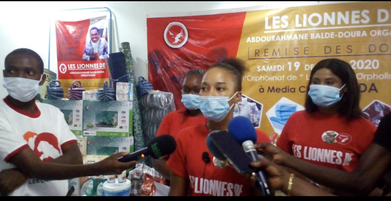 KOLDA : Les lionnes du mouvement « Kolda debout » portent la candidature d'Abdourahmane Baldé alias Doura à la mairie.