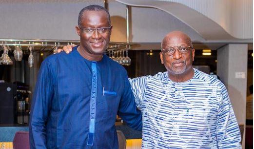 Présidence de la CAF : une candidature unique Ouest-africaine en vue entre Augustin Senghor et Jacques Anouma.