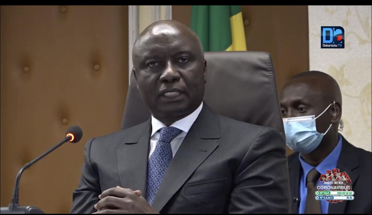 Cese: Idrissa Seck nomme deux nouveaux conseillers spéciaux et un SG adjoint