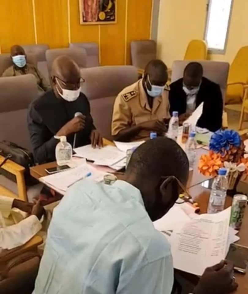 Linguère : Le budget 2021 arrêté et voté à 482 millions de FCFA.
