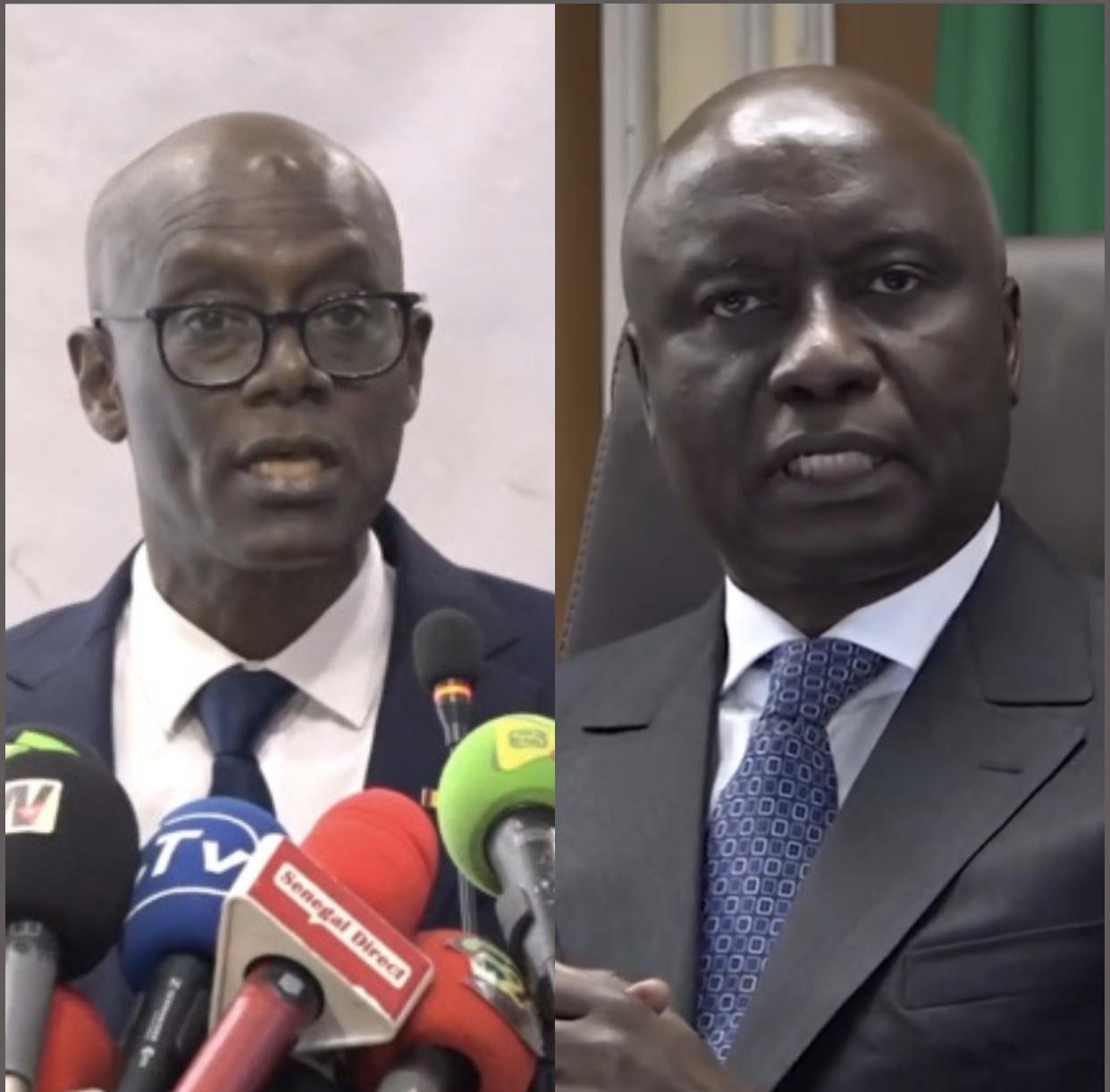 Thiès : «S'il y avait deux personnes comme Idrissa Seck dans ce pays, ce serait la catastrophe» (Thierno Alassane Sall)