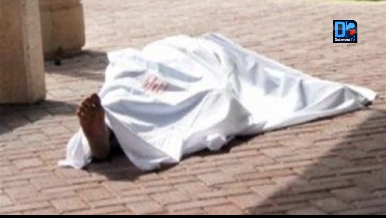 Mérina Ndakhar (Tivaouane) : M. Diagne, la soixantaine, poignardé à mort à la poitrine.