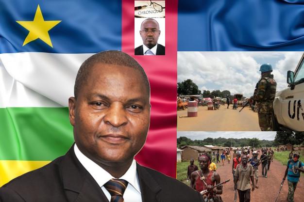 CENTRAFRIQUE : Sauver le soldat Touadéra.