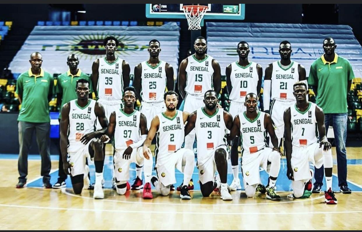 Basket / Classement cumulé FIBA : Le Sénégal 2ème nation Africaine en 2020.