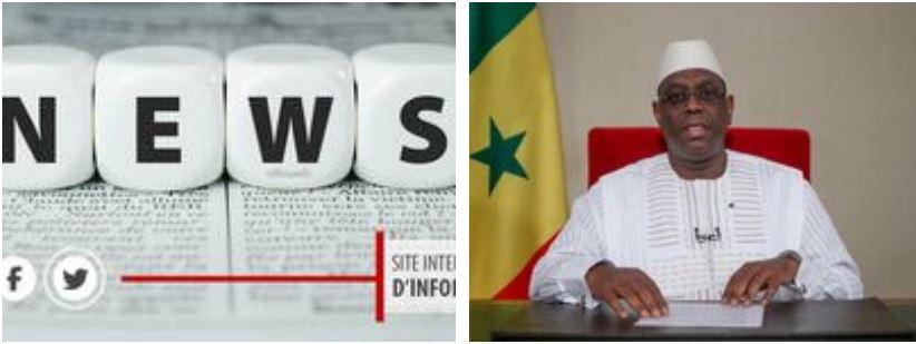 « Scandales » constatés sur certains sites d'informations : Macky Sall demande au ministre de la Communication de sévir