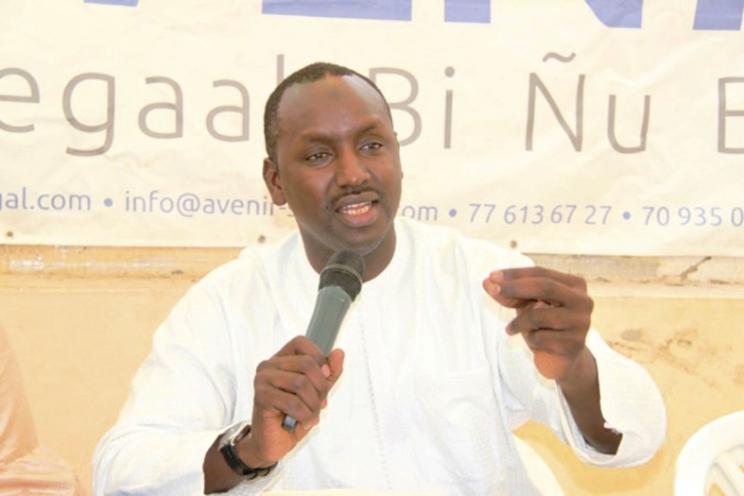 Incendie d'un puits de gaz à Ngadiaga :  Cheikh Tidiane Dièye indexe l'incompétence du Gouvernement et tacle les ministres de l'environnement et du pétrole