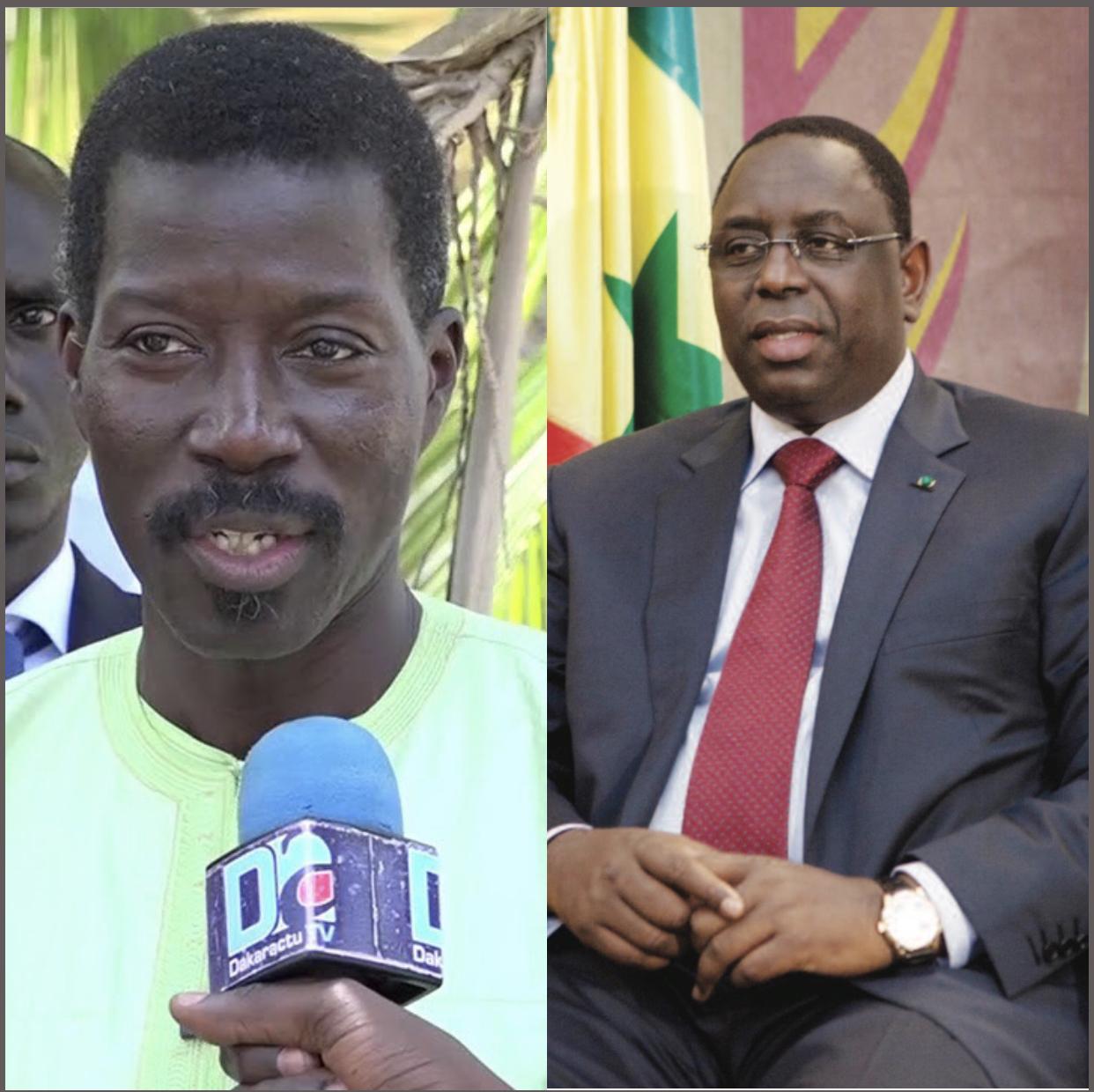 Palais : Talla Sylla nommé conseiller spécial du président de la République Macky Sall