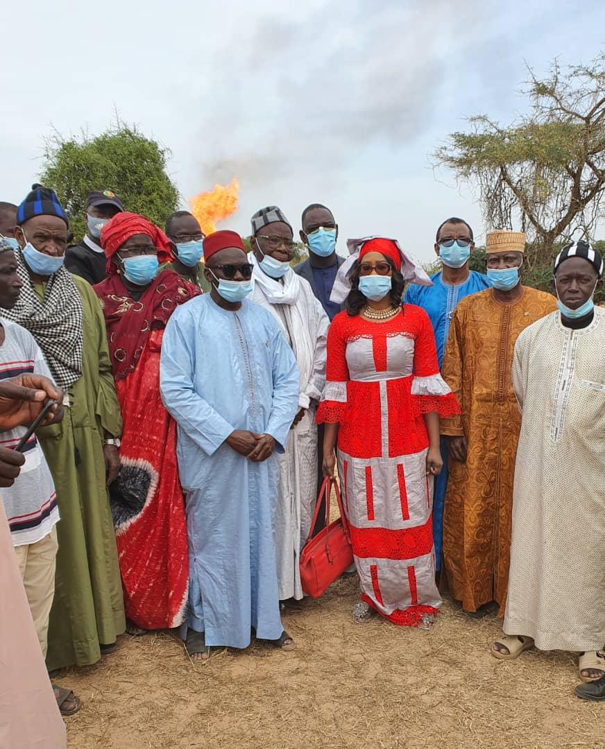 Incendie Ngadiaga : Idrissa Seck déploie ses « hommes » et partage l'inquiétude des populations.