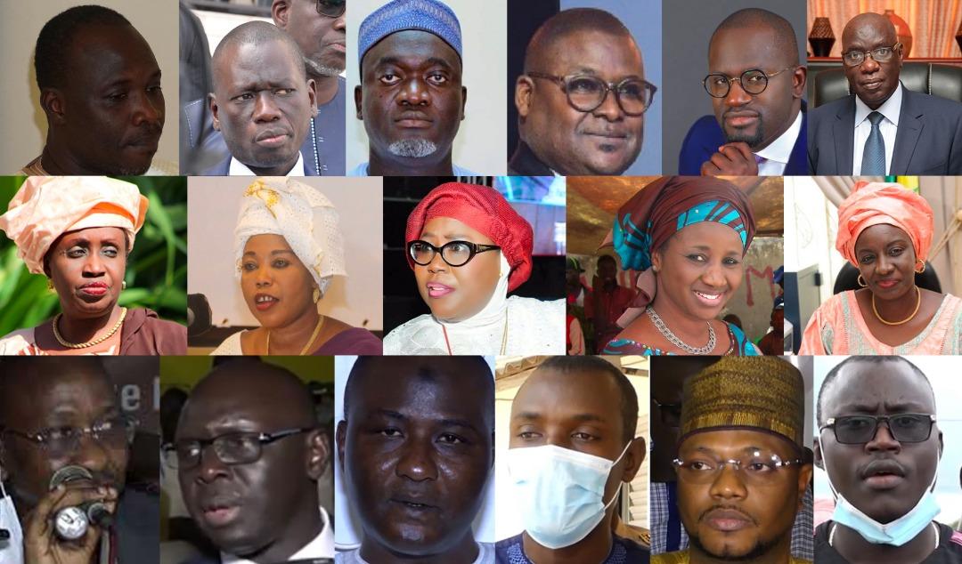 Commune de Kaolack : Voici la liste des personnalités politiques et économiques qui se sont distinguées au cours de l'année 2020