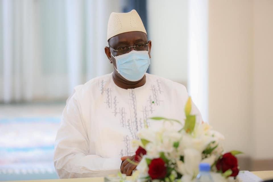 Mali / Rappel à Dieu de Soumaïla Cissé : Le président Macky Sall présente ses condoléances.
