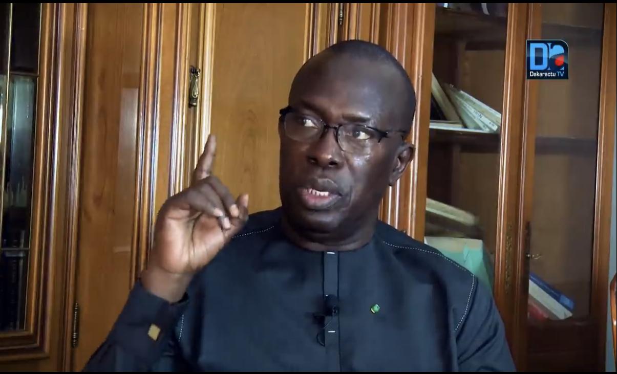 Souleymane Ndéné Ndiaye sur la 2ème vague : «Le virus est bien là (...) j'ai perdu ma belle mère, une tante, des amis et des connaissances des suites de la Covid-19»