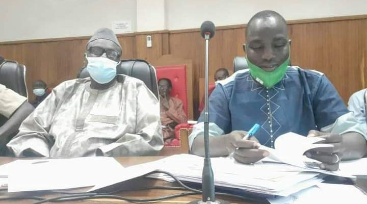 Tambacounda : Le budget 2021 du Conseil municipal arrêté à 1 961 627 162 f cfa.