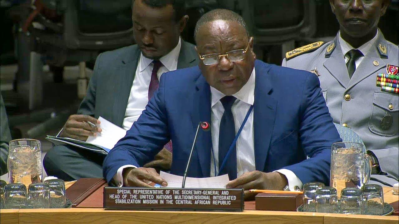Centrafrique / Mankeur Ndiaye (Représentant ONU) : « Malgré les importants défis sécuritaires, les autorités ont acheminé tous les documents sur l'étendue du territoire national »