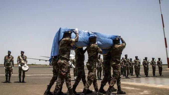 Centrafrique : trois casques bleus burundais tués à la veille de l'élection présidentielle