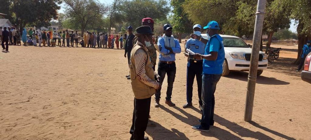 Élections en Centrafrique / Les assurances de la Minusca sur l'aspect sécuritaire.