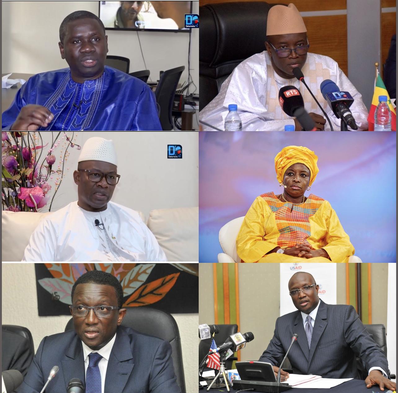 Me Moussa Diop, nouveau porte-étendard du combat contre le 3e mandat : «Mimi Touré fera partie de la bataille (...) Concernant Amadou Ba, Aly Ngouille Ndiaye et...»
