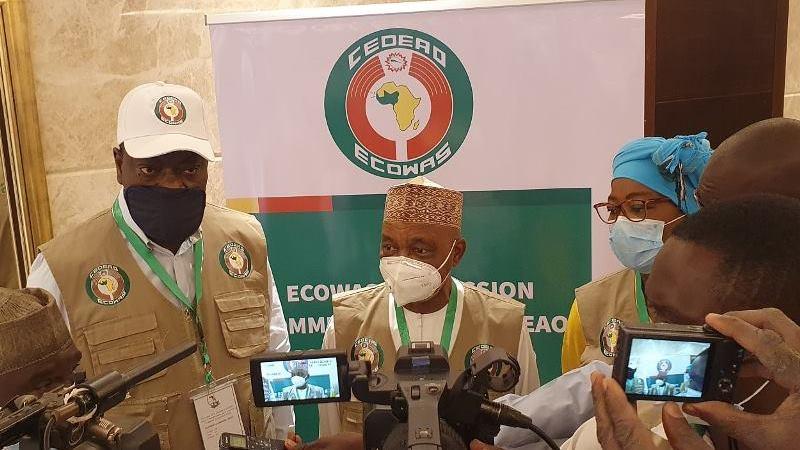Élections au Niger : la mission d'observation de la CEDEAO apprécie le « climat apaisé et paisible » qui a régné pendant la journée électorale.