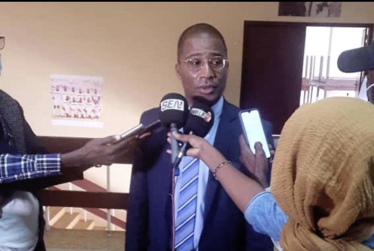 Volley-ball : Amadou Anna Sèye succède à Mamadou Ndoye à la FSVB.