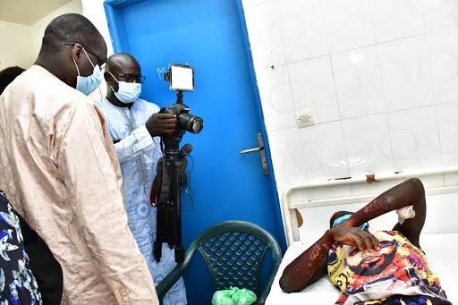 Dermatose des pêcheurs : L'étude est confiée au Centre antipoison de Nantes.