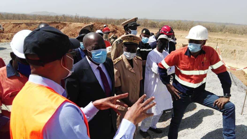 SABODALA / Visite de Oumar Sarr : Les communautés félicitent la SGO et listent leur seule et unique préoccupation.