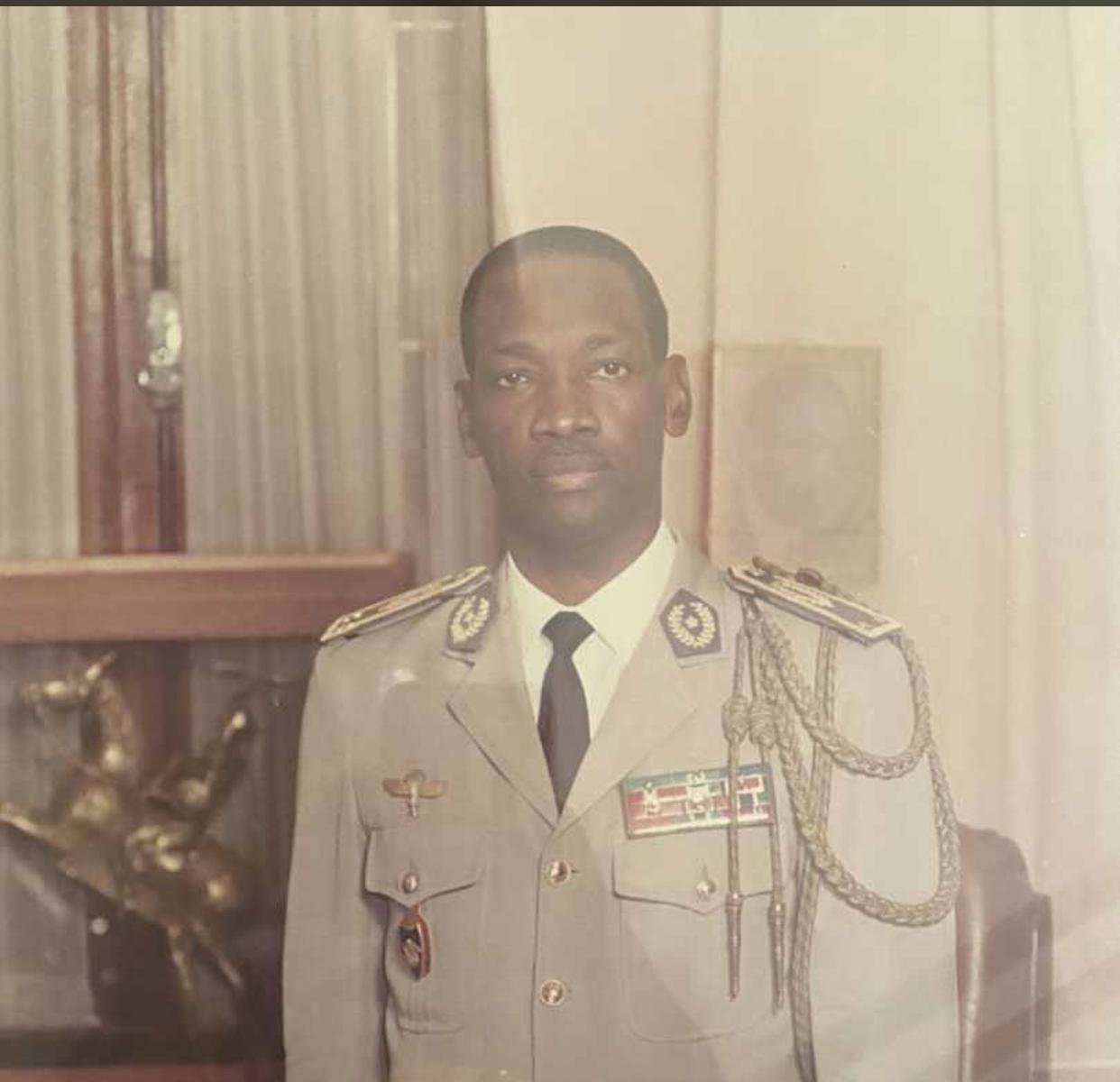 Hommage au Général : Mamadou Niang, le parcours d'un militaire à la vision particulière du militantisme politico-diplomatique.