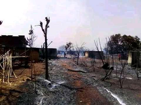 Kédougou / Saraya : Un garçon et une fillette meurent dans un incendie à Diakhaling.