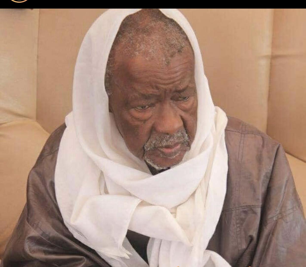 Nécrologie : Rappel à Dieu de Serigne Abass Mbacké, Khalife de Darou Moukhty.