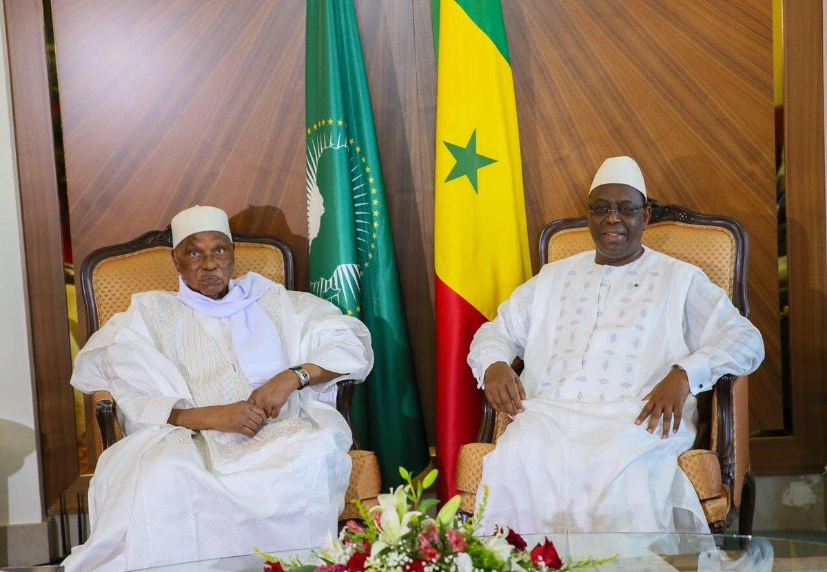 Hommage à son prédécesseur : Macky Sall donne le nom de l'Université du Futur Africain à Abdoulaye Wade.