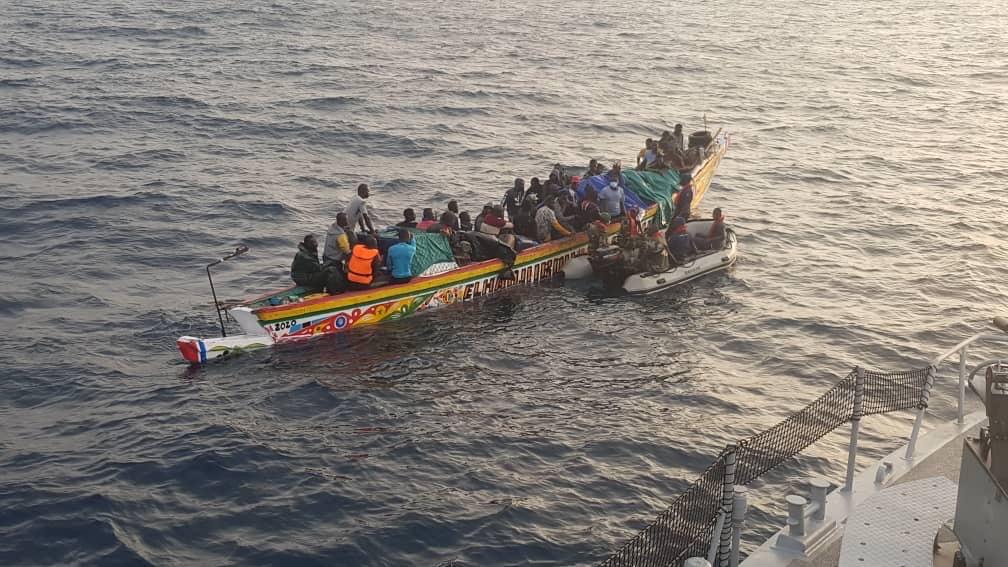 Emigration clandestine : « L'État continuera de combattre fermement les réseaux mafieux… » (Président Macky Sall)