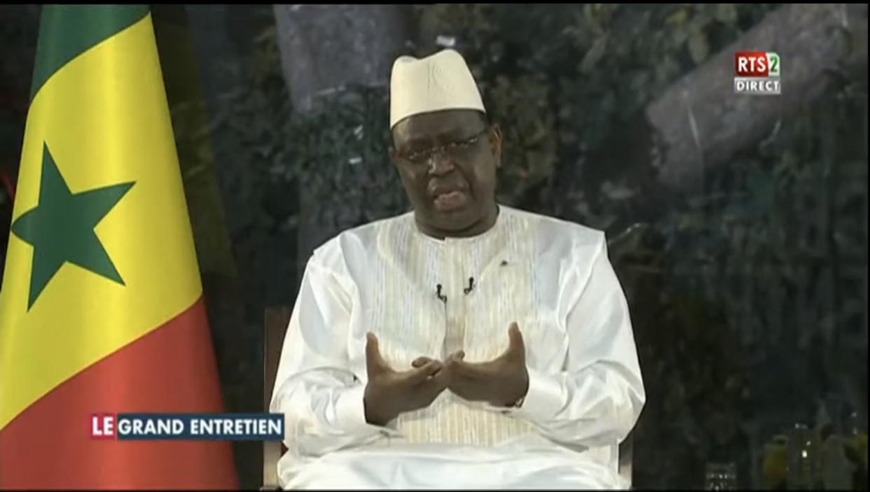 Suppression du statut de la ville de Dakar / Le président Macky Sall se prononce : «Ceux qui disent que j'ai peur de perdre Dakar ignorent mes performances... Il y a juste une question de réforme qui se pose...»