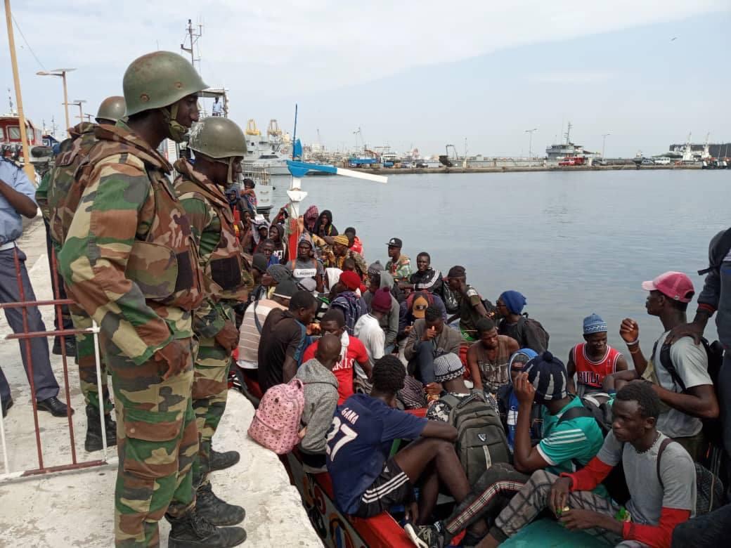 Émigration irrégulière : L'État promet de réserver de lourdes sanctions aux organisateurs des voyages clandestins.