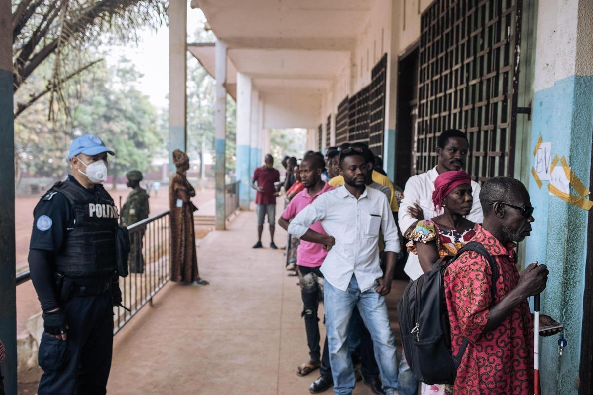 Présidentielle en Centrafrique / Incertitudes dans l'attente des résultats.
