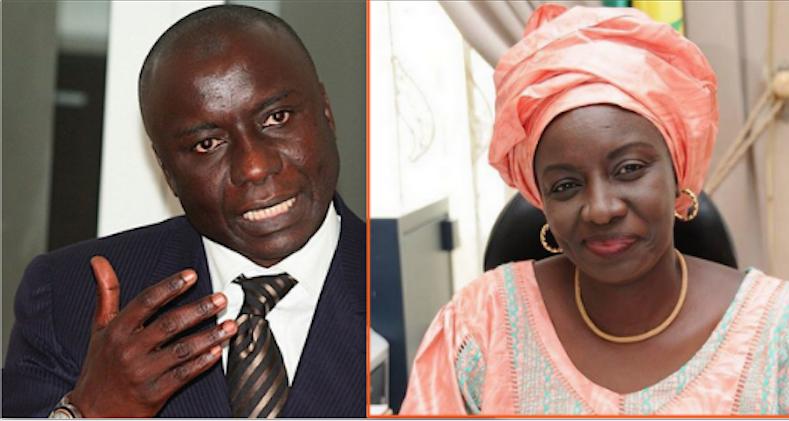 CESE : Idrissa Seck bloque le salaire des proches de l'ex présidente Aminata Touré.