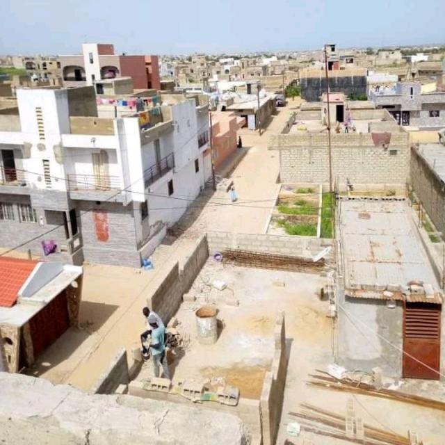 Foncier : Le Pdg de Senico cède les terres objet du litige aux populations de la Cité Darou Salam 2 Extension.