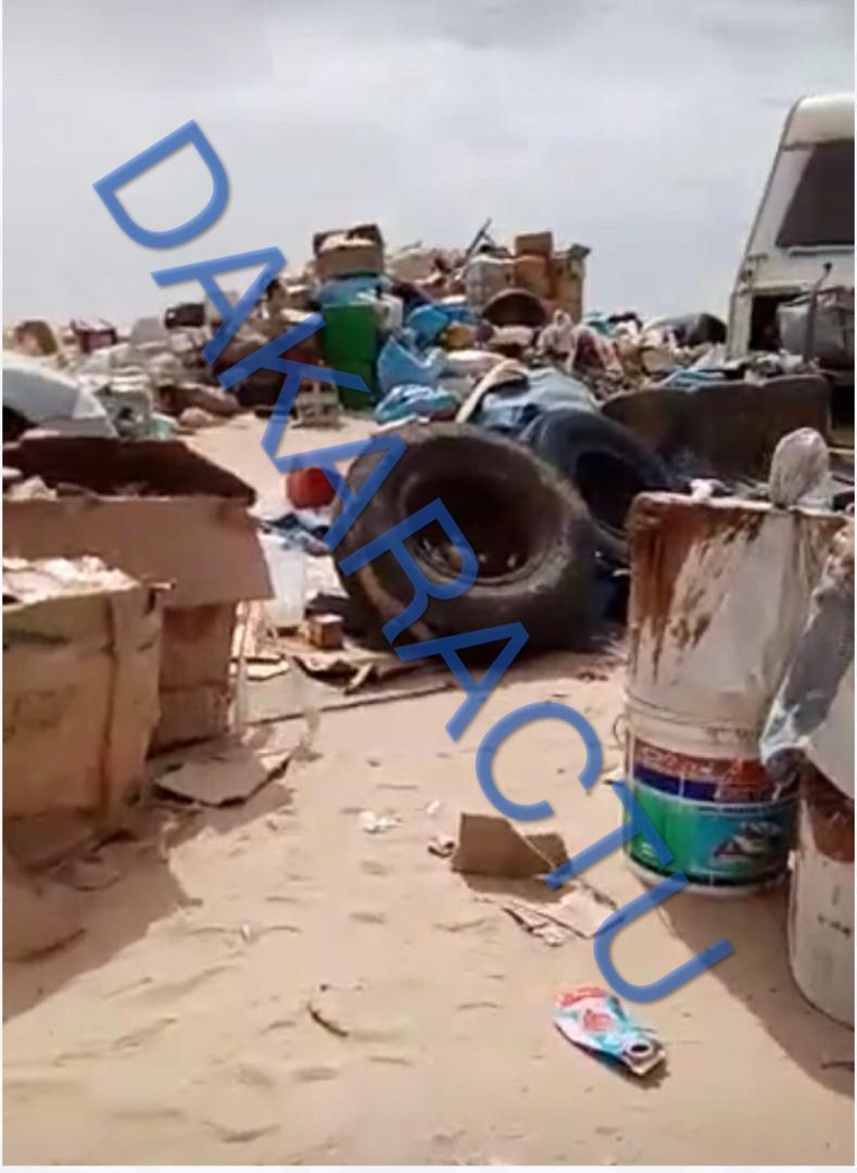 Frontière « Kandahar » / Le calvaire des commerçants sénégalais, entre exactions marocaines et mutisme des autorités sénégalaises !