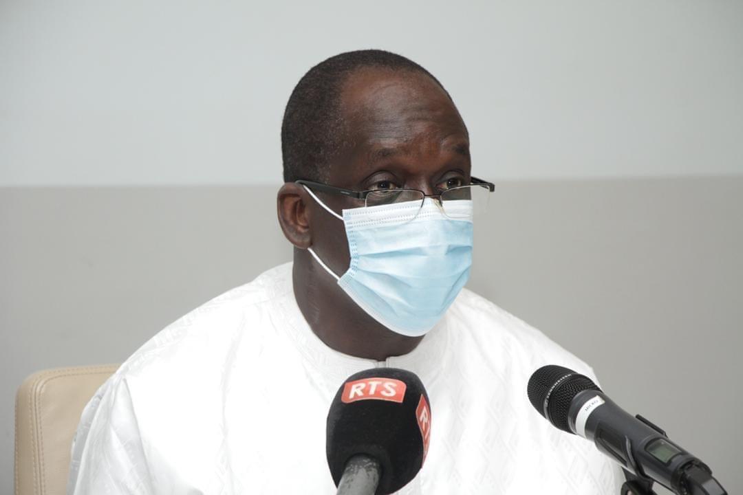 État d'urgence / Choix stratégique des régions de Dakar et Thiès : Les explications du ministre Abdoulaye Diouf Sarr.