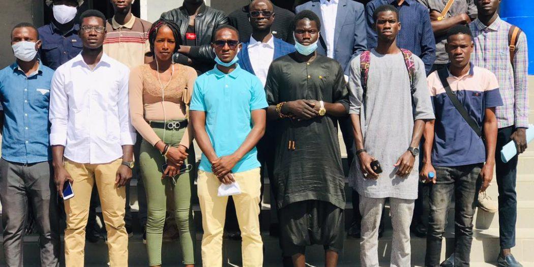Arrestation de 06 étudiants à Sibassor par la gendarmerie de Gandiaye : L'union régionale des étudiants de Kaolack exige leur libération sans délai.