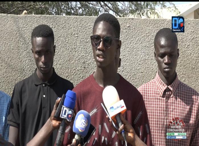 Kaolack : Les étudiants ressortissants de Sibassor font face au procureur.