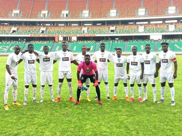 Coupe CAF : Le Jaraaf crée l'exploit face à San Pedro (2-1)