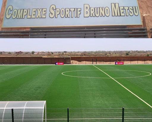 Homologation : Le complexe sportif Bruno Metsu validé par la FSF.